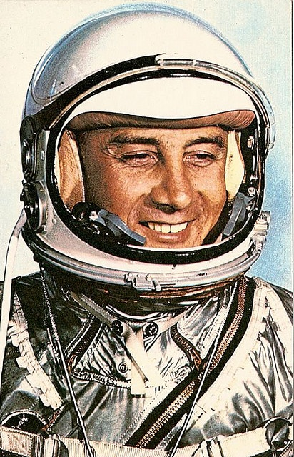 Gus Grissom by BLTP Photo, via Flickr