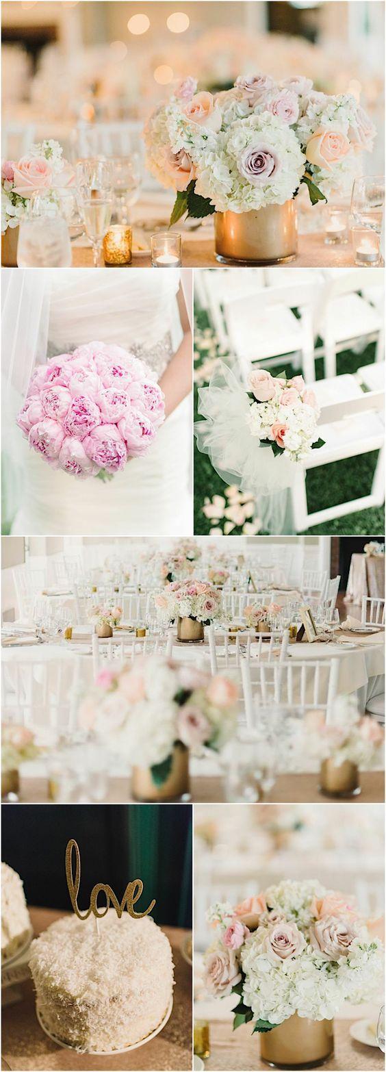 234 best Blush Wedding Ideas images on Pinterest   Bridal bouquets ...
