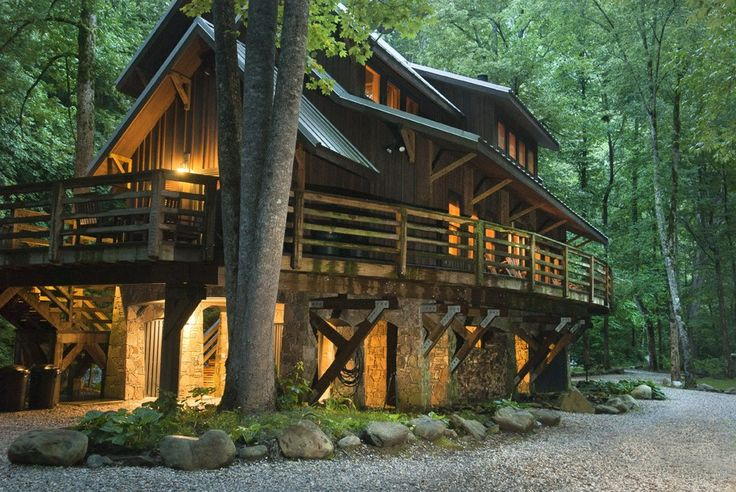 Best 25 smoky mountains cabins ideas on pinterest for Smoky mountain nc cabin rentals