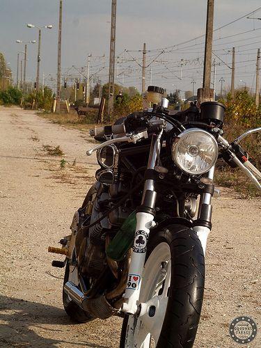 Yamaha XJ600 Cafe Racer http://goodhal.blogspot.com/2013/01/yamaha-xj600-cafe.html