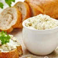 Творог с зеленью: рецепты отличной закуски