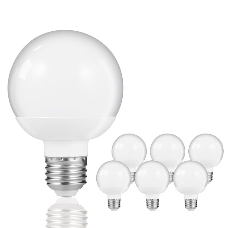 jandcase vanity light bulbs small in size but big in output 8w 60w