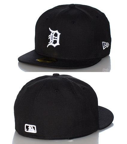 MLB Detroit Tigers 59Fifty Fitted Hat
