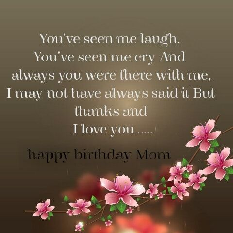 Best 70 Birthday Wishes For Mom