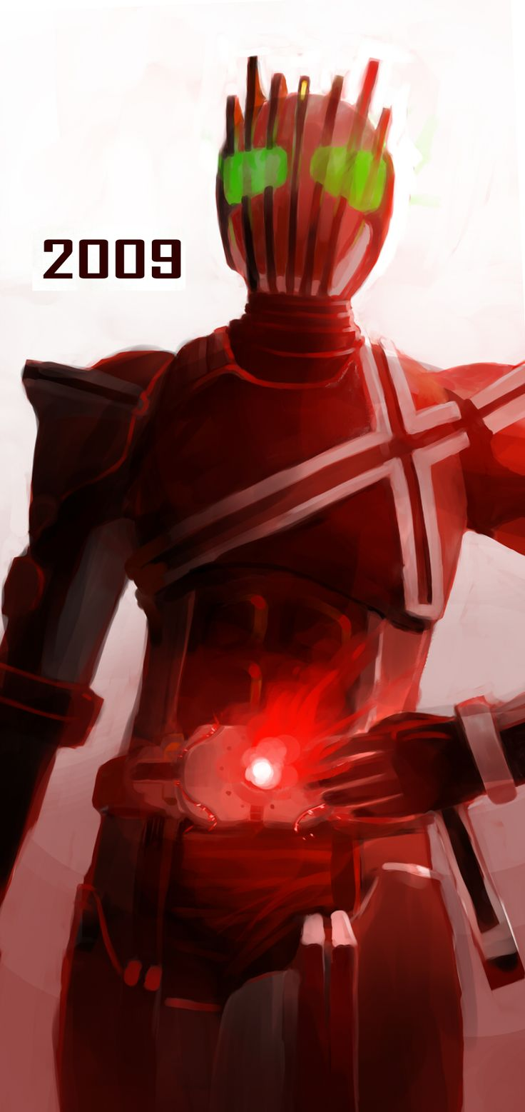Kamen Rider Decade (2009th)