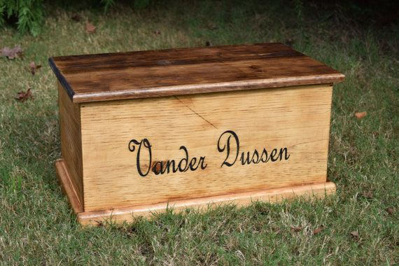 Kids Toy Box - Kids Toy Chest - Wooden Chest - Keepsake Box - Memory Box - Kids Memory Box - Wooden Toy Box - Personalized Toy Box