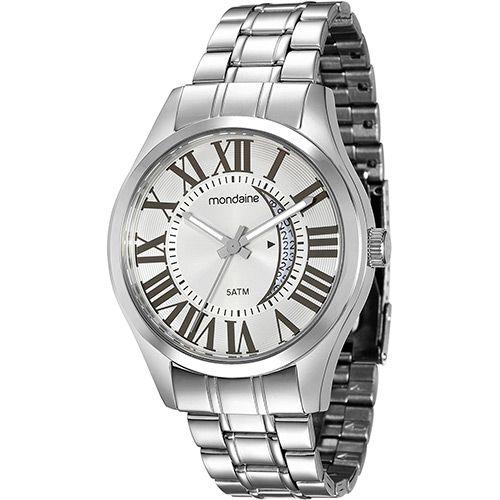 [AMERICANAS] - Relógios Masculinos Mondaine Analógicos R$71,91