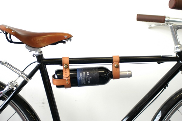 Cycle Style – Bicycle wine rack • Available at thebigdesignmarket.com