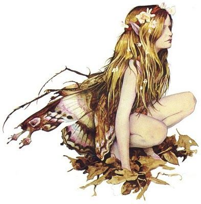 Alan Lee Fairy