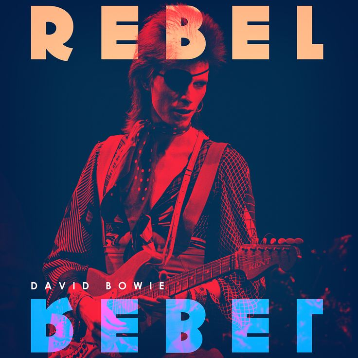 #RebelRebel #Zigg. #DavidBowie