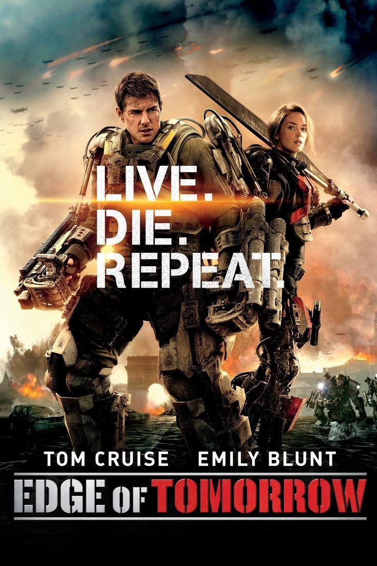 Edge of Tomorrow | Netflix List | Pinterest | Netflix list ...