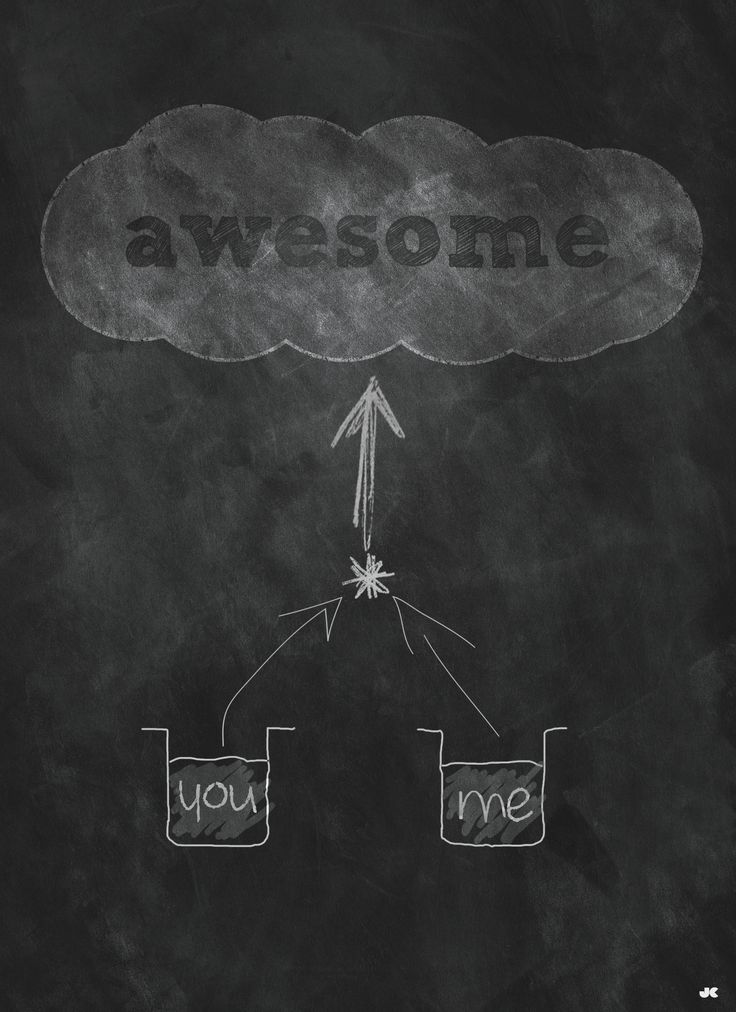 Chemistry - You+Me=Awesome