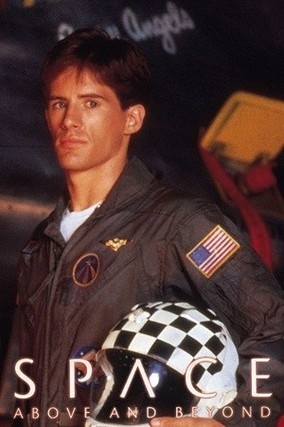 """Space: Above and Beyond - Morgan Weisser — 1st Lt. Nathan West (USMC), callsign """"King of Hearts"""""""