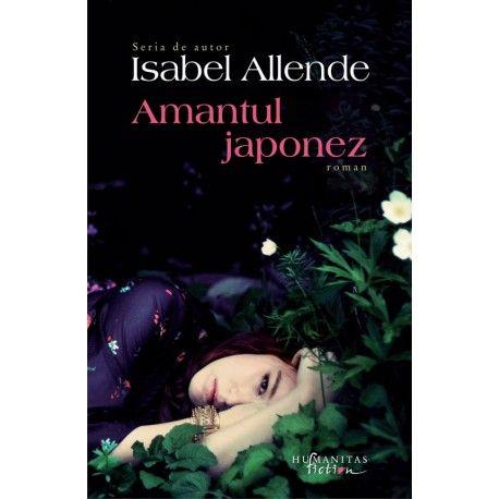 Amantul japonez (ed. tiparita) Isabel Allende: 21 de carti publicate, traduceri in peste 35 de limbi; peste 65 de milioane de exemplare vandute; 12 doctorate onorifice; 50 de premii in peste 15 tari; 2 filme de succes realizate dupa romanele ei.O dubla poveste de dragoste, la distanta de mai bine de jumatate de secol, se dezvaluie treptat in Amantul japonez.