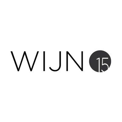 Logo ontwerp voor wijnhuis, WIJN15 #WIJN #HEERLIJK #DESIGN