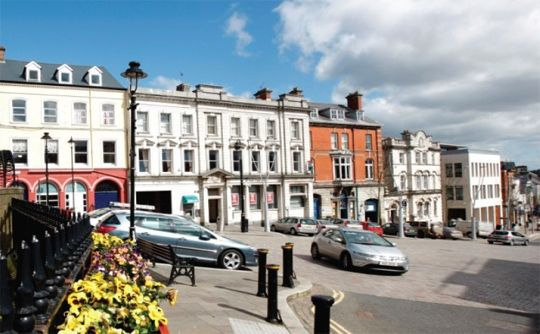 omagh town | Omagh Town Centre