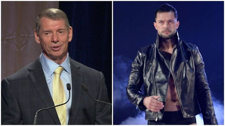 Vince McMahon: Finn Balor is not over enough for a match with Brock Lesnar