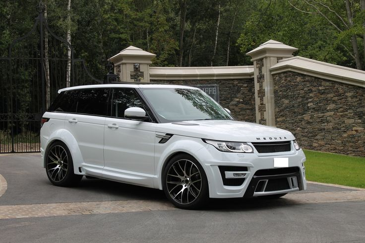 range rover sport 2015 meduza rs 700 body kit range. Black Bedroom Furniture Sets. Home Design Ideas