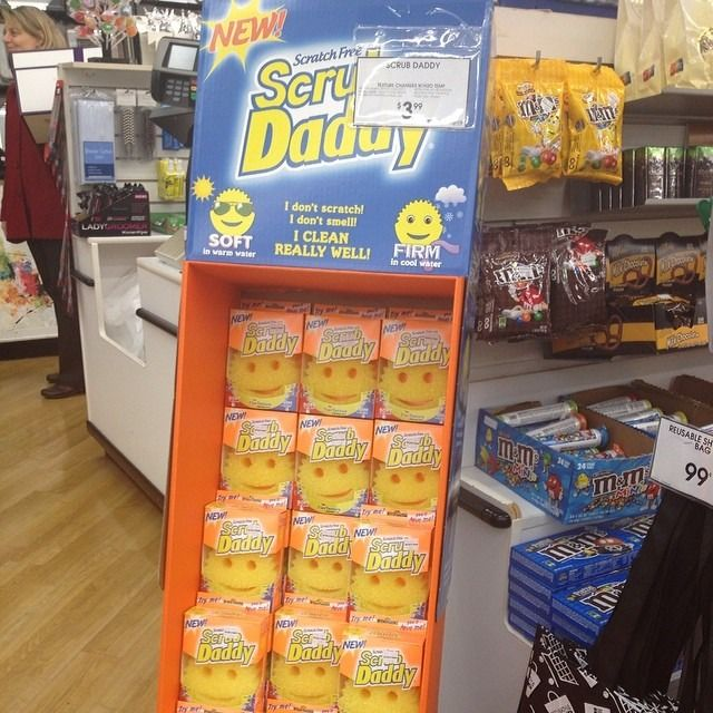 Where To Buy 'Shark Tank's Scrub Daddy...