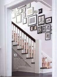 Stairwell gallery