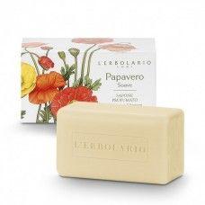Pipacs illatú szappanmentes szappan - Rendeld meg online! Lerbolario Naturkozmetikumok http://lerbolario-naturkozmetikumok.hu/kategoriak/testapolas/szappanok