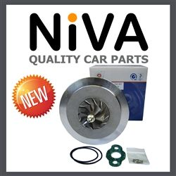 Turbo Cartridges are a better and cheaper way to repair a turbocharger. Its usually parts of the cartridge that will fail inside a turbocharger. BMW 530 730 D E38 E39 1995 - 2004 part number : 454191-0009 Also  on ebay under our trading name Niva Trading