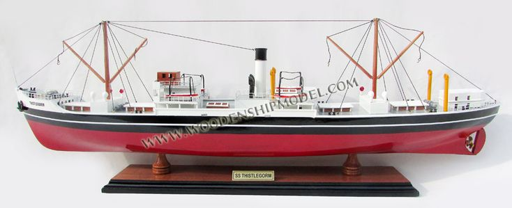 Merchant model SS Thistlegorm