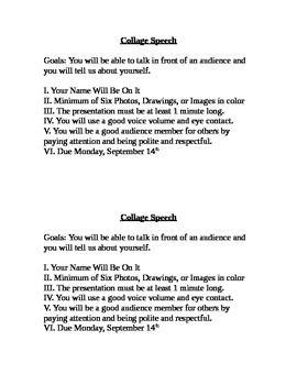 The  Best Self Introduction Speech Ideas On   Kids