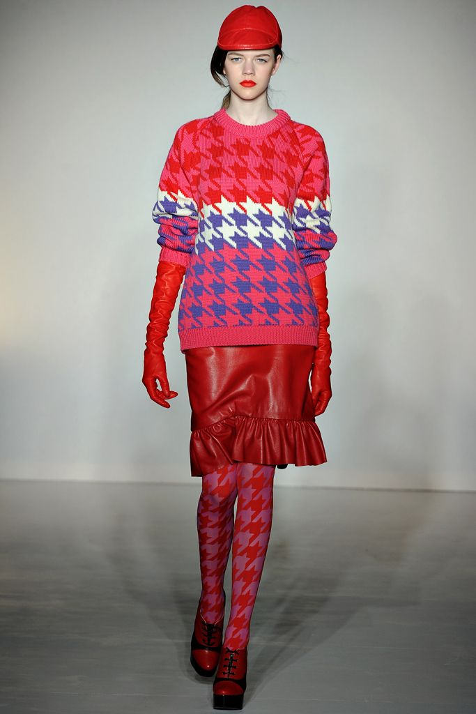 House of Holland Fall 2012 Ready-to-Wear Collection Slideshow on Style.com