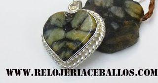 Diseños con Quiastolita y Azabache: Piedra celta de la suerte