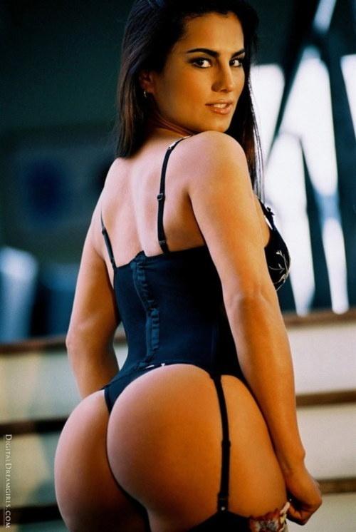Latina Model Ass 87
