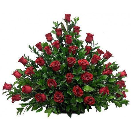 Ramo de flores con rosas rojas es un exelente obsequio para Amor y Amistad , cumpleaños, Aniversario o cualquier ocasión para enamorar
