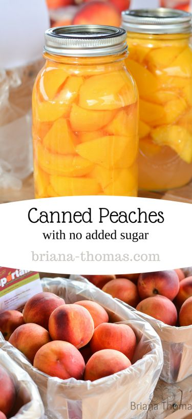 1000 ideas about canned peaches on pinterest peaches for Peach pie recipe with canned peaches