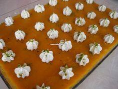 Balkabaklı İrmikli Pasta