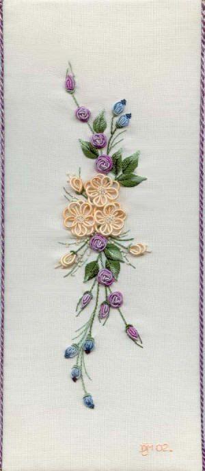 Brazilian Embroidery Design