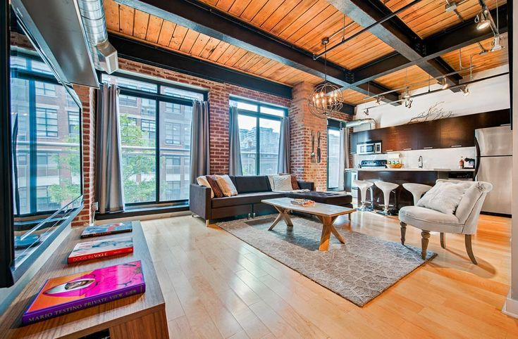 Toy Factory Lofts - Unit #227 | TorontoLOFTS.ca | Tired of long, dark and narrow? Don't miss this authentic, rare (only one in building!) brick and beam loft with a w-i-d-e airy plan and tons of light from 4 Juliet balconies - 1 in every room! Located in Liberty Village with restaurants, coffee shops, banks + Metro at your door. Steps to King streetcar. | Book a visit here: http://torontolofts.ca/toy-factory-lofts-lofts-for-sale/227 | Contact: info@torontolofts.ca