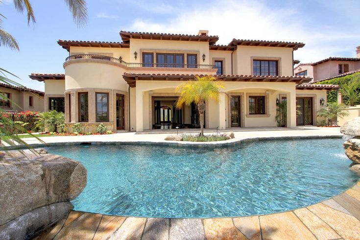 Beautiful Mansions With Pools Beautiful Mansions Wit...