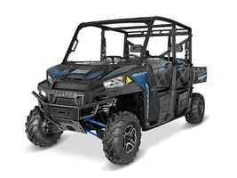 New 2016 Polaris RANGER Crew XP 900-6 EPS Black Pearl ATVs For Sale in South Dakota. 2016 Polaris RANGER Crew XP 900-6 EPS Black Pearl,