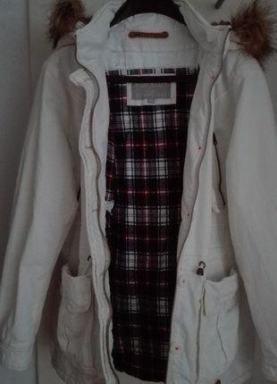 Kaufe meinen Artikel bei #Kleiderkreisel http://www.kleiderkreisel.de/damenmode/mantel-and-jacken-sonstiges/137593158-soccx-winterjacke-mit-fellkapuze