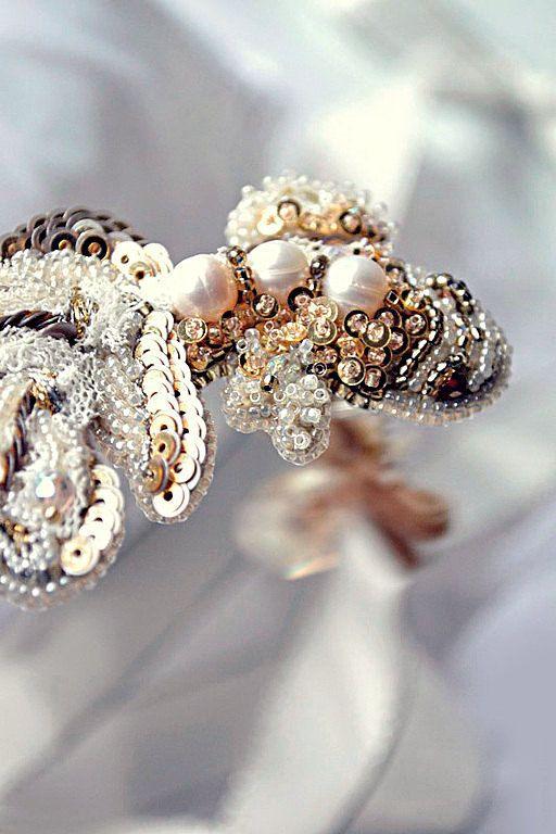 Goldfish pendant 2015 wedding trends gold pearl glacier gray bridal necklace designer's unique jewelry ooak bridal gift wedding fish brooch