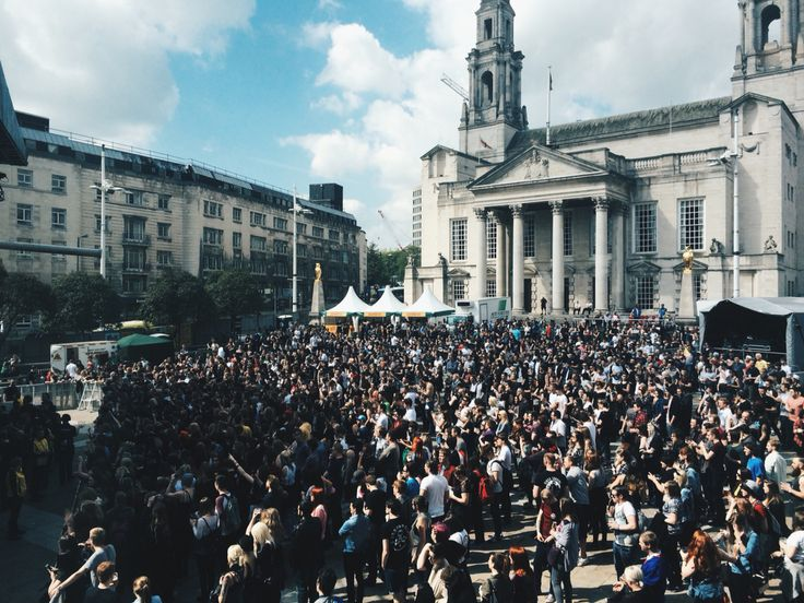 #SlamDunk #Festival #Leeds