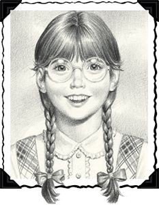 Molly McIntire from Molly's American Girl series