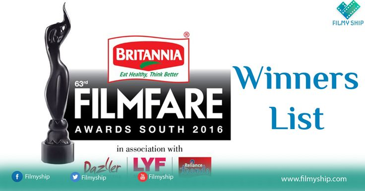 The 63rd Filmfare Awards South (2016) was held at Hyderabad Convention Centre, on Saturday, June 18. The grand event was attended by who's who of Southern film industry. It was started at 6 pm and wrapped up at 12 am. Stars who Graced the Event Mega star Chiranjeevi, Mammootty, Suriya, Chiyaan Vikram, Rana Daggubati, Allu Arjun, …