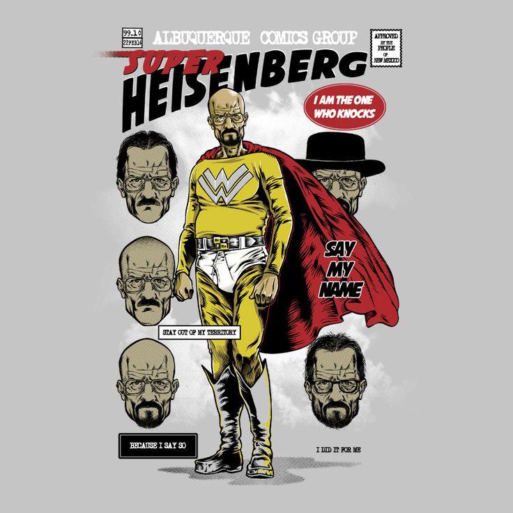 Super Heisenberg.