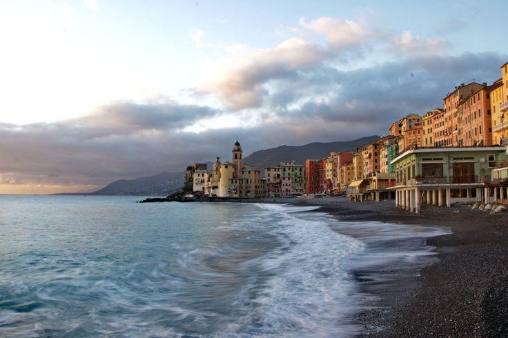 Camogli, Liguria.
