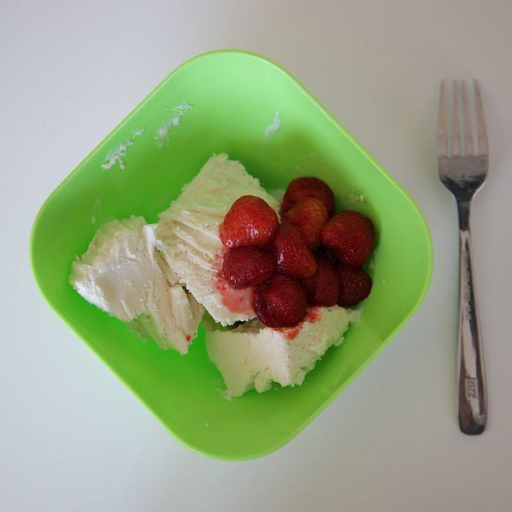 Toys+things: Самое простое домашнее мороженое!