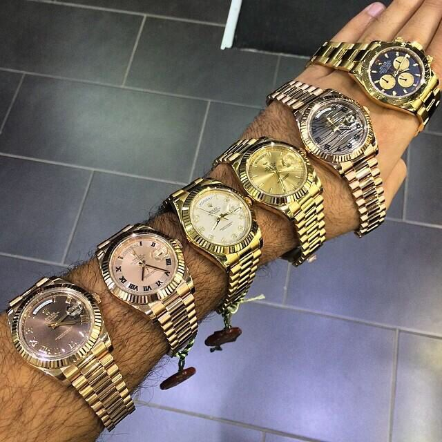 Certified Pre Owned >> Scott Disick's Rolex order from ND Watches/Avi Koren | Cool watches