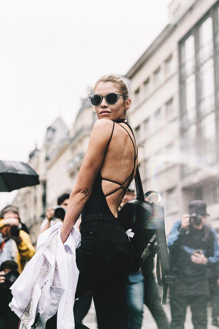 Street Style Alta Costura/ París, julio de 2016 (I)