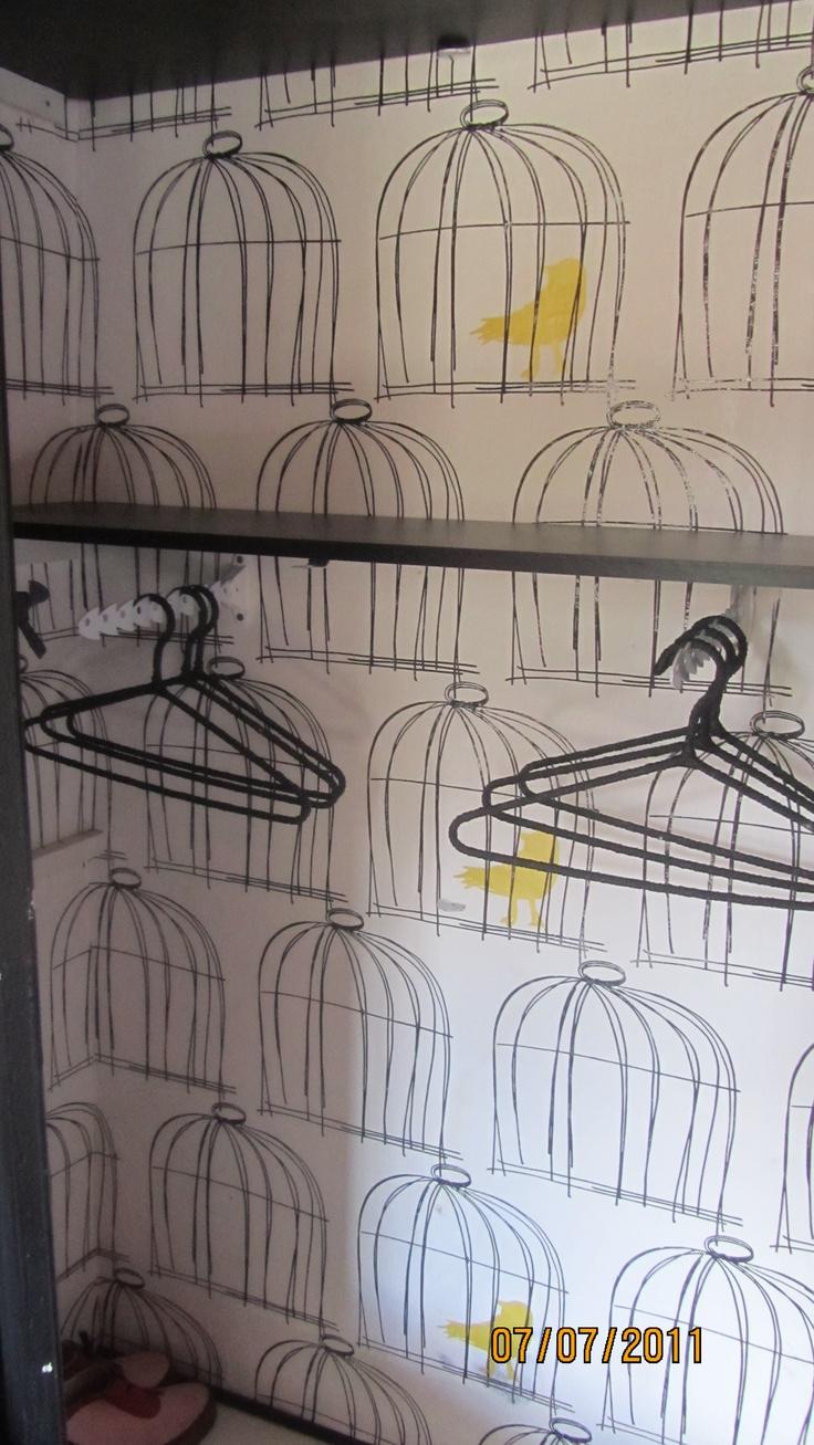 Best 25 Birdcage Wallpaper Ideas On Pinterest Yellow Kitchen