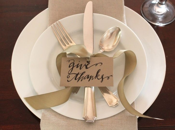 13 best images about thanksgiving place setting ideas on pinterest
